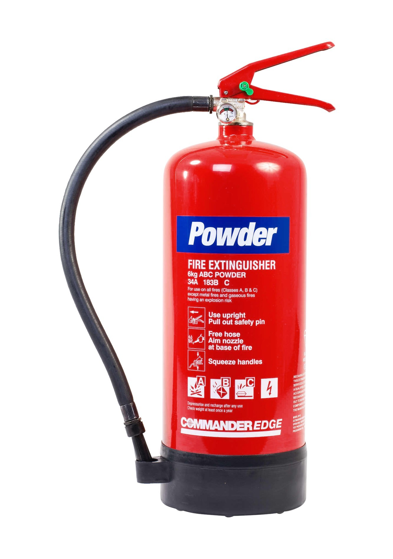 Fire Powder Can : Lake side chandlery kg powder fire extinguisher rated abc