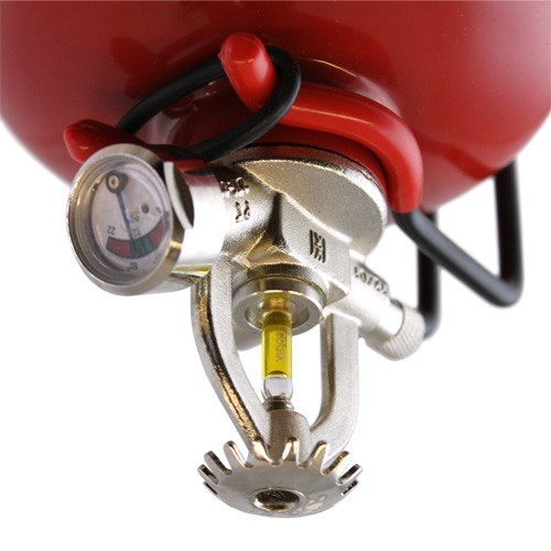 Lake Side Chandlery 3kg Automatic Gas Engine Room Fire